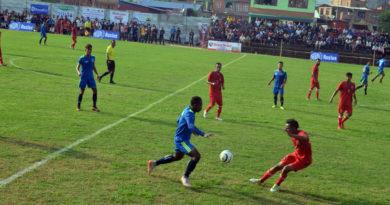 'नुवाकोट गोल्डकप फुटबल प्रतियोगिता'