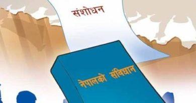 संविधान संशोधन