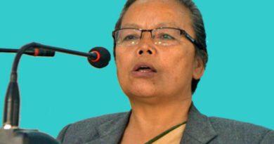 महिला, बालबालिका तथा समाजक कल्याणमन्त्री थममाया थापा मगर