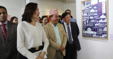 चीनको हुनान सांस्कृतिक प्रदर्शनी