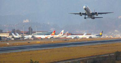 यातायात सञ्चालनतथा आन्तरिक हवाई उडान